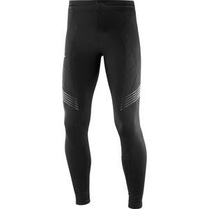 Salomon Support Pro Tights Men Black bei fahrrad.de Online