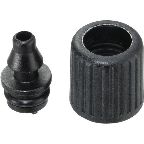 Topeak SmartHead DX1 Upgrade Kit für Standpumpen schwarz/silber