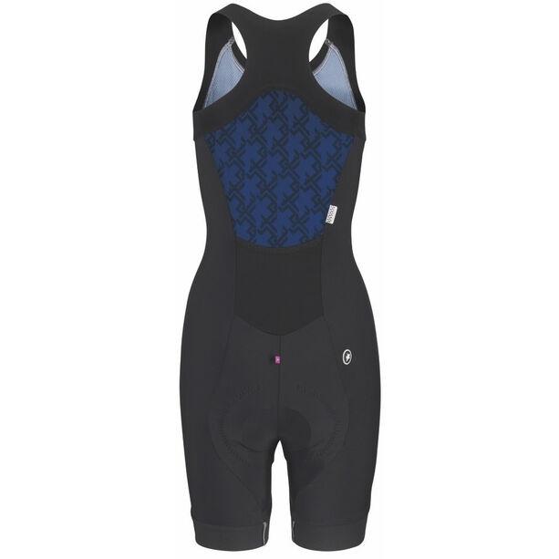 assos UMA GT NS Body Suit Damen caleum blue