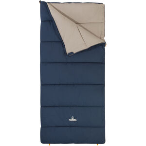 Nomad Brisbane Junior Sleeping Bag Kinder dark denim/dove dark denim/dove