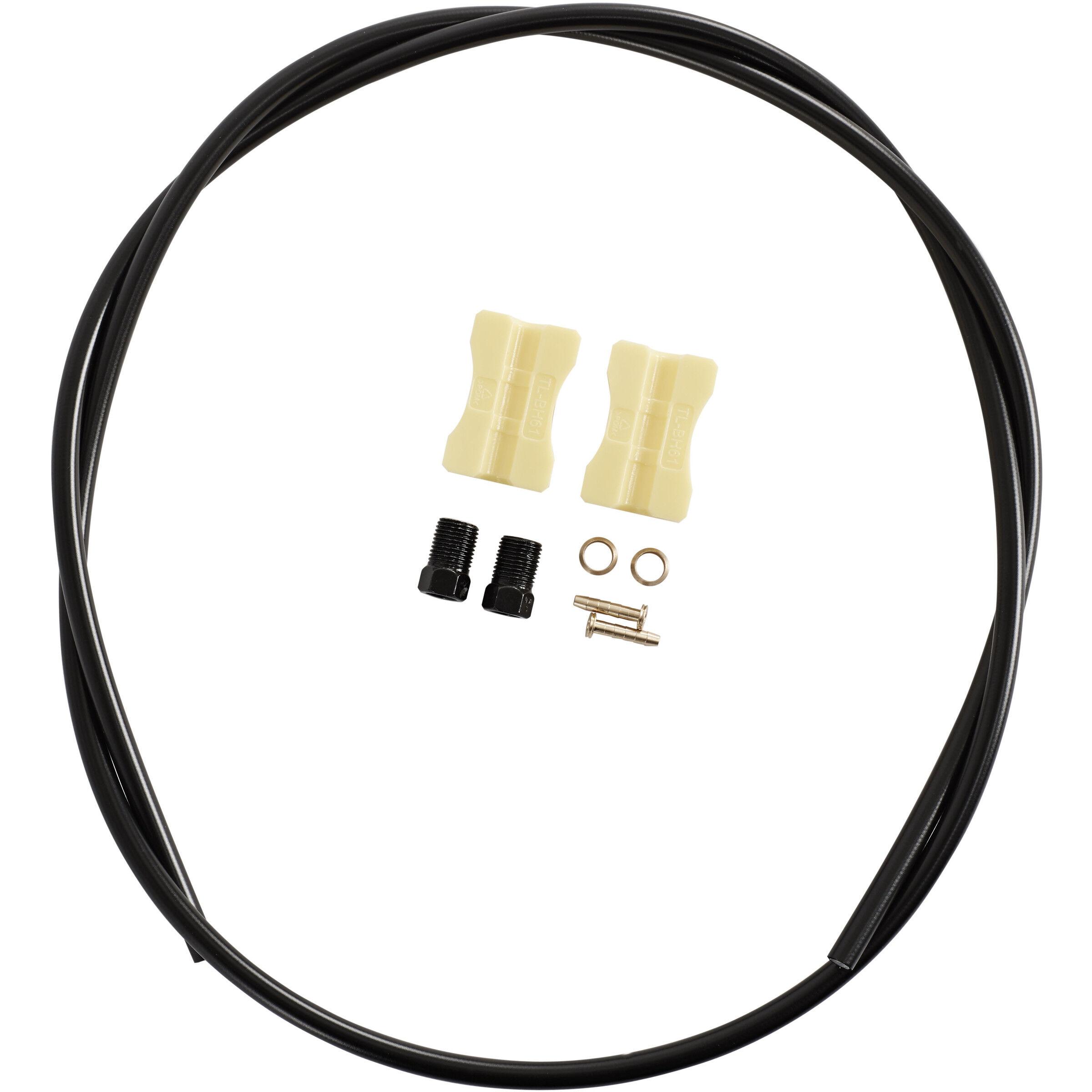 aged 1m Goeldo E9SCA Single Coil Stoffkabel gilb Tonabnehmer-Kabel