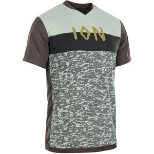 ION Scrub AMP Kurzarm-Shirt Herren root brown root brown