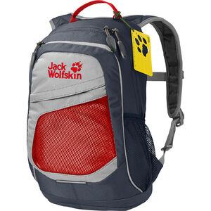 Jack Wolfskin Track Jack Backpack Kinder night blue night blue