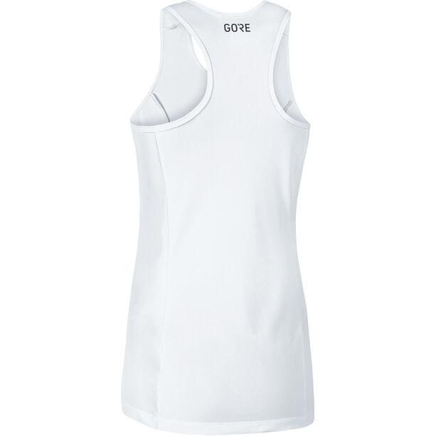 GORE WEAR R7 Ärmelloses Top Damen white