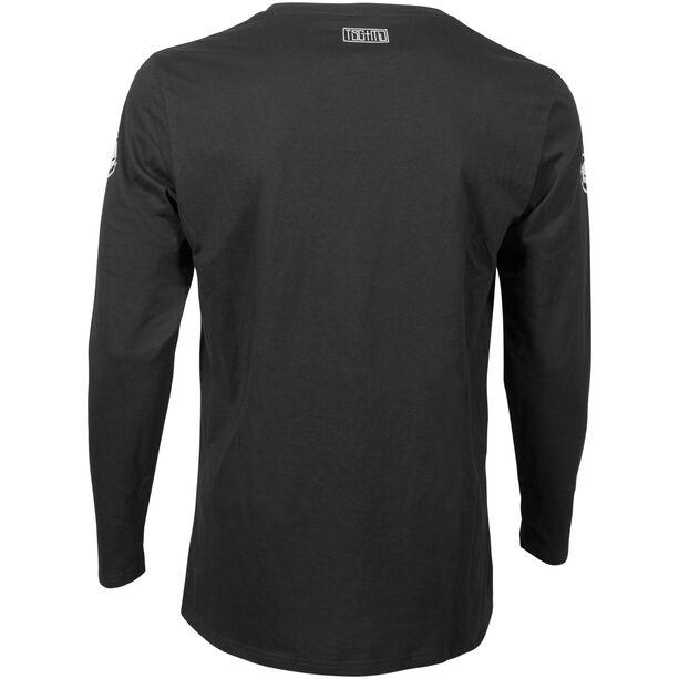 TSG MJ2 LS T-Shirt Herren black