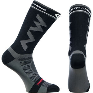 Northwave Extreme Light Pro Socks black-grey black-grey