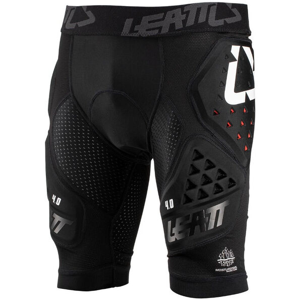 Leatt DBX 4.0 3DF Impact Shorts black