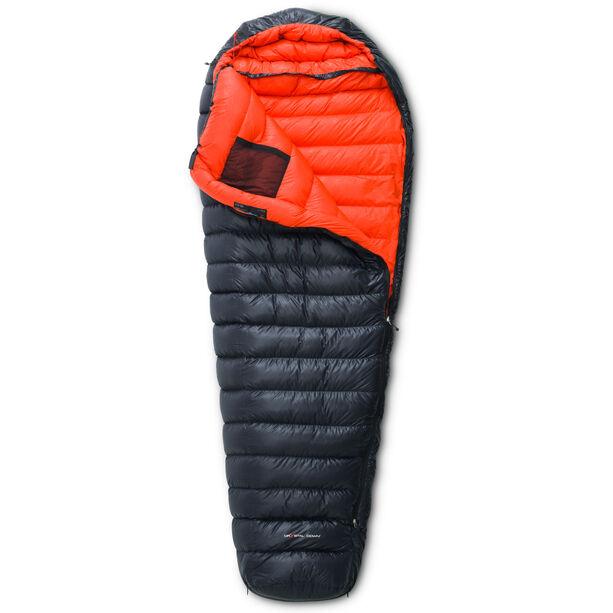 Yeti V.I.B. 250 Schlafsack XL, Zip L black/red