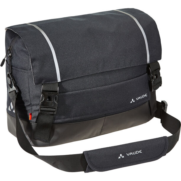 VAUDE Cyclist Messenger Bag L black