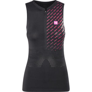 Compressport Trail Running Postural Ultra Tank Top Women Black bei fahrrad.de Online