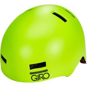 Giro Section Helmet matte lime matte lime