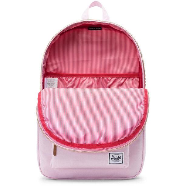 Herschel Settlement Mid-Volume Backpack pink lady crosshatch