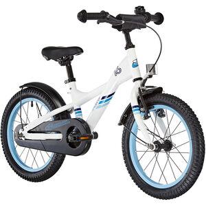 s'cool XXlite 16 steel White/Blue bei fahrrad.de Online