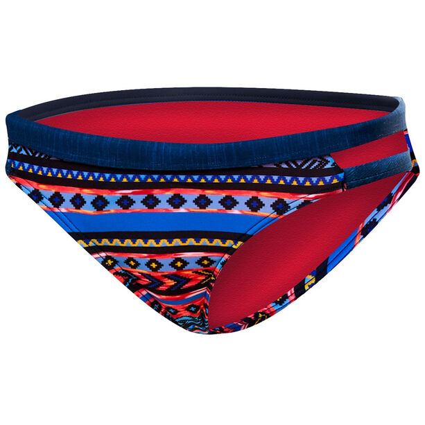 TYR Santa Fe Cove Bikini Bottom Damen black/multi