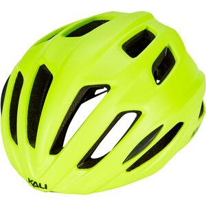 Kali Prime Helm matt neon gelb matt neon gelb