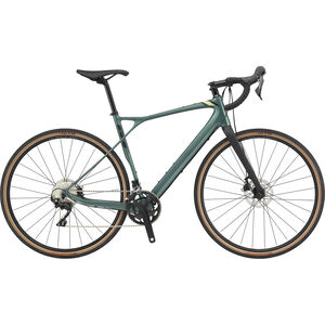 GT Bicycles Grade Carbon Expert Herren satin jade/black/moss/black satin jade/black/moss/black