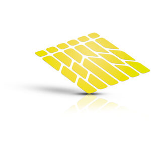 rie:sel design re:flex Reflektor yellow yellow
