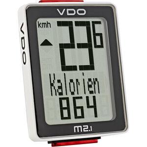 VDO M2.1 WR Fahrradcomputer bei fahrrad.de Online
