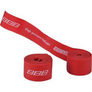 "BBB HP BTI-94 Felgenband 27.5"" rot rot"