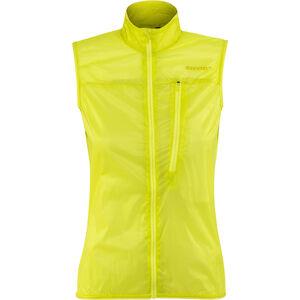 Ziener Cofinas Wind Vest Women kiwi green
