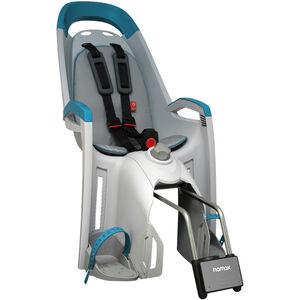 Hamax Amaze Kindersitz Rahmenrohr grau/petrol grau/petrol