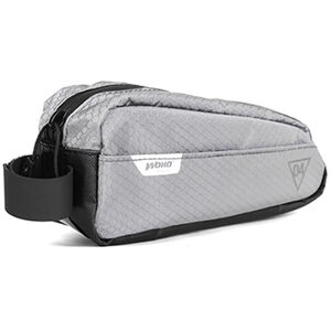 WOHO X-Touring Top-Tube Bag honeycomb iron grey honeycomb iron grey