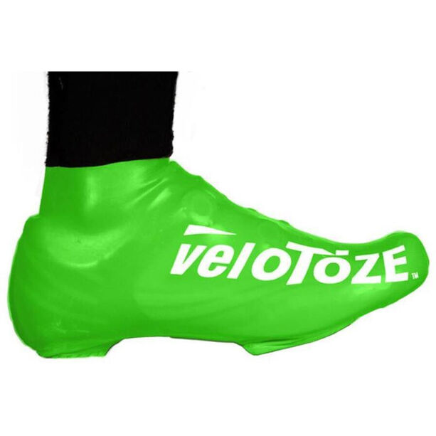 veloToze Road 2.0 Überschuhe Kurz green