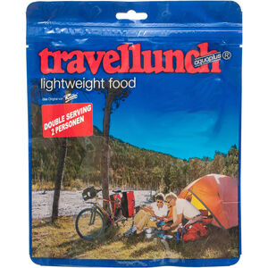 Travellunch Outdoor Mahlzeit 10x250g Huhn in Curryrahm