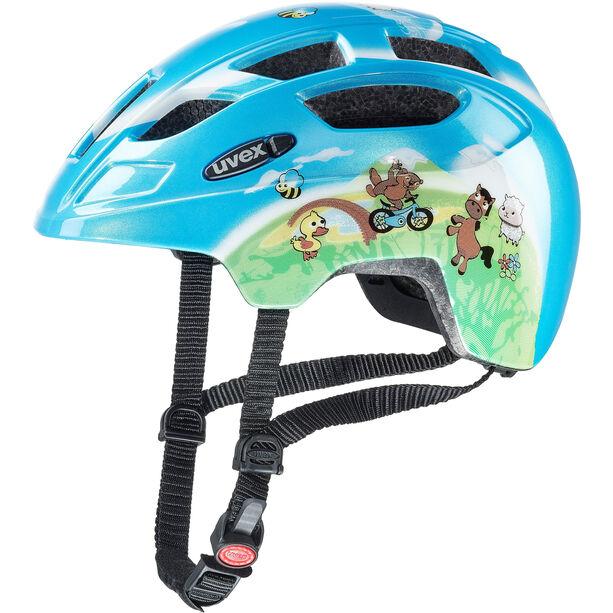 UVEX Finale Helmet Kinder farmer