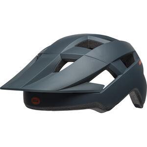 Bell Spark Helmet Kinder matte slate/orange matte slate/orange