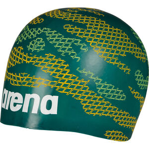 arena Poolish Moulded Swimming Cap camo army camo army