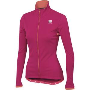 Sportful Luna Softshell Jacket Women love potion/red