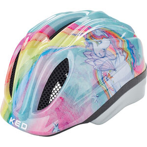KED Meggy Originals Helmet Kinder einhorn paradies einhorn paradies