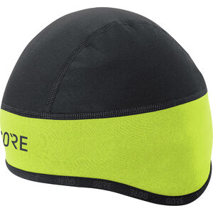 GORE WEAR C3 Windstopper Helmet Cap neon yellow/black neon yellow/black