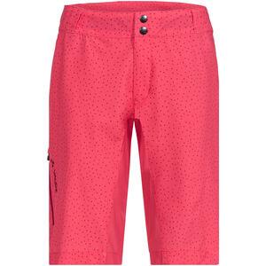 VAUDE Ligure Shorts Damen bright pink bright pink