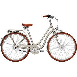 Kalkhoff City Classic 3R silvergrey bei fahrrad.de Online