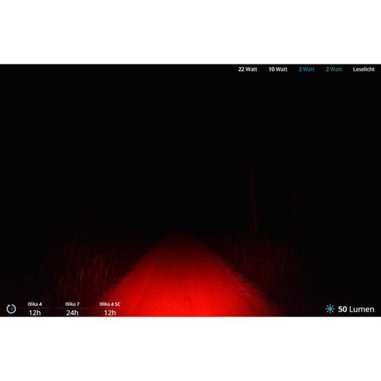 Lupine Blika R Lampenkopf schwarz bei fahrrad.de Online