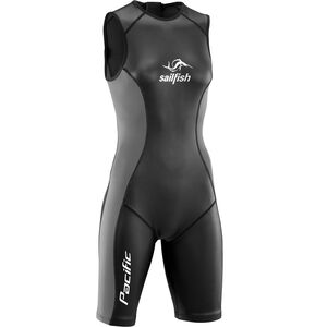 sailfish Pacific Wetsuit Damen black black