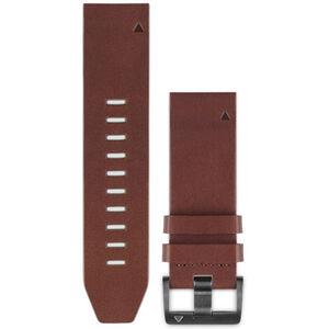 Garmin fenix 5 Lederarmband QuickFit 22mm brown brown