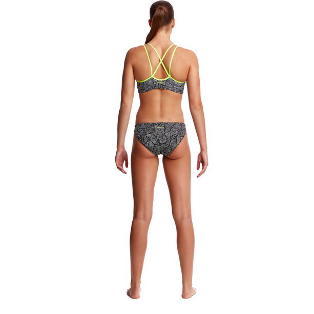 Funkita Bibi Banded Brief Damen black widow