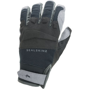 Sealskinz Waterproof All Weather MTB Handschuhe black/grey black/grey
