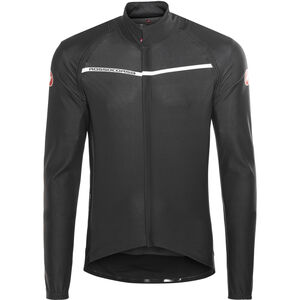 Castelli Perfetto Convertible Jacket Men light black