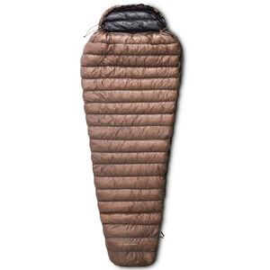 Yeti Passion One Sleeping Bag XL brown/black brown/black