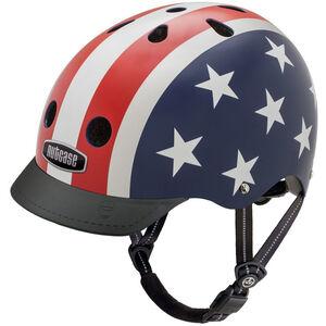 Nutcase Street Helmet Kinder stars & stripes stars & stripes