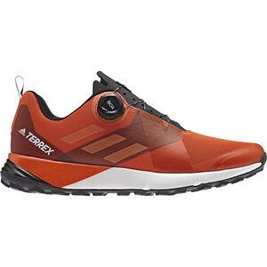 adidas TERREX Two Boa Shoes Herren active orange/truora/core black active orange/truora/core black