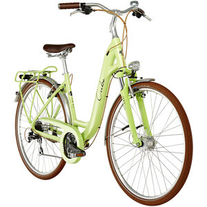 Cube Elly Ride Easy Entry Green'n'Black bei fahrrad.de Online
