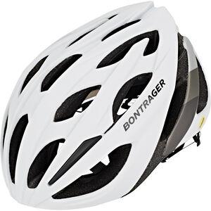 Bontrager Starvos MIPS CE Helmet Herren white/silver white/silver