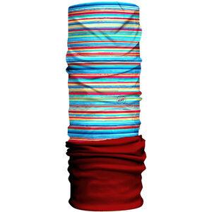 HAD Originals Fleece Tube Kinder kinka/red fleece kinka/red fleece