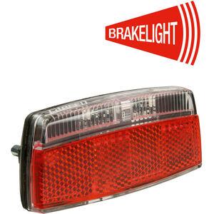 Litecco G-Ray-E1 Rücklicht mit Bremslicht Funktion black/red black/red