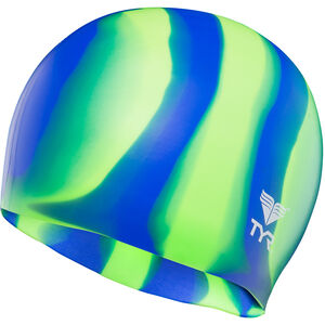 TYR Silicone Cap green green